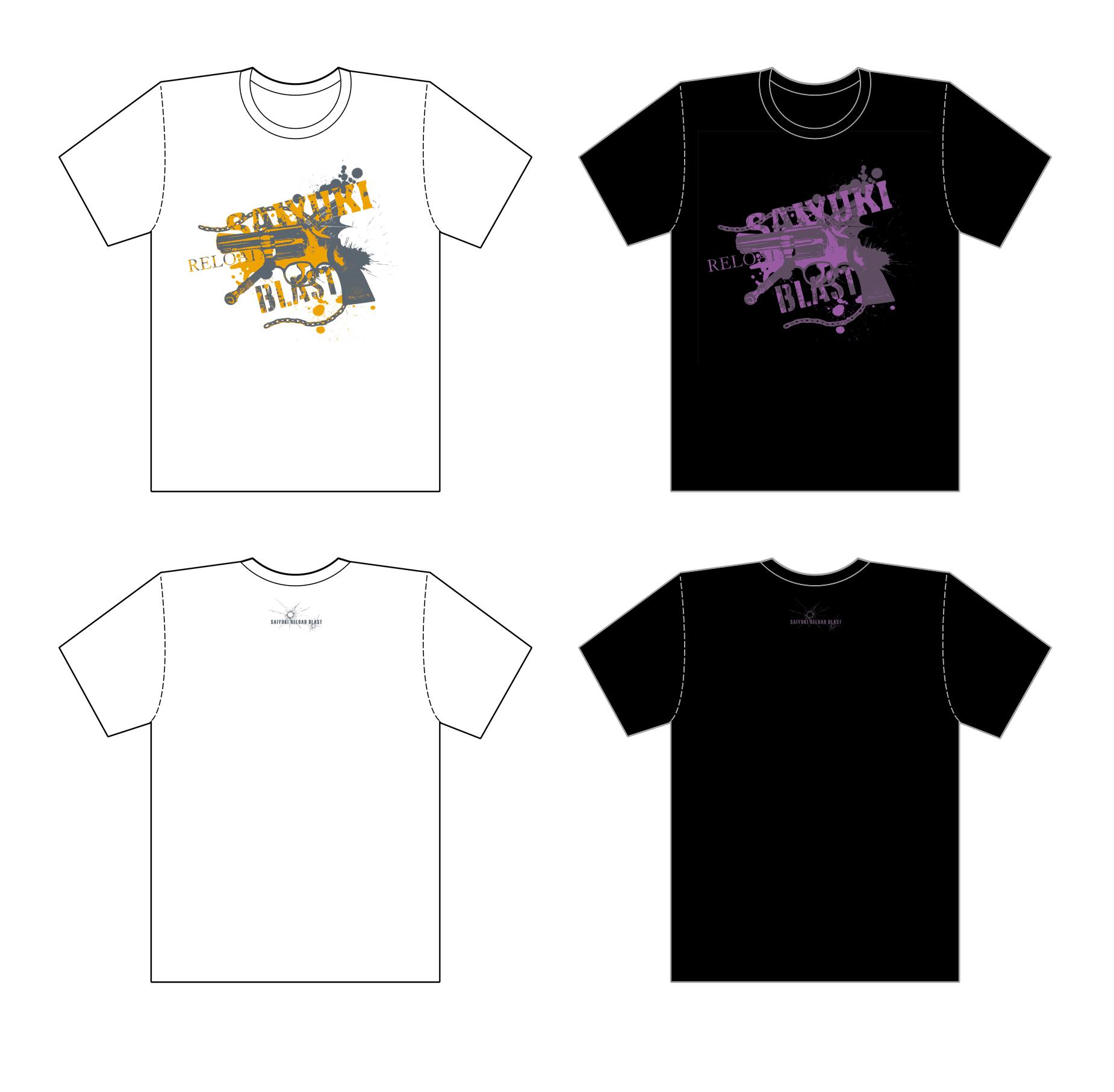 【ダッシュストア記念】 Tシャツ2種